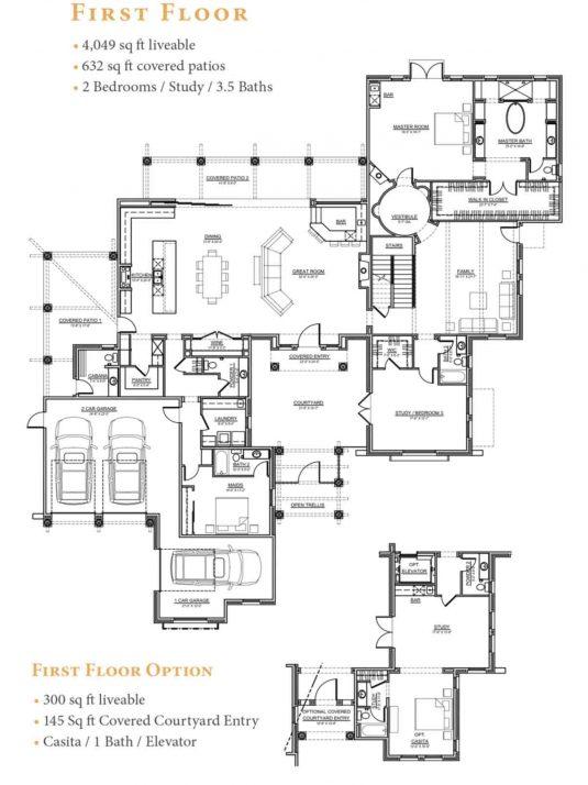 Fist Floor 2