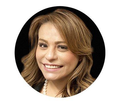 Janet Espinoza smiling